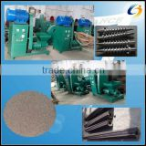 300-400KG per hour charcoal briquette extruder machine/charcoal packing machine/bamboo charcoal machine