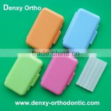 orthodontic bracket different flavors orthodontic wax dental wax