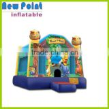 Cute cartoon inflatable bouncers inflatable bounce house inflatable jumpers inflatable sales