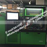 cr825 common rail diesel injector test bench with tesing vp44 red3 4 eui eup HPO piezo injector and pump