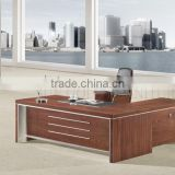 Executive office table , pictures of wooden computer table design (SZ-ODB301)