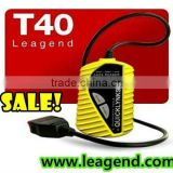 OBDII/EOBD Basic Auto Code Reader T40-yellow easy-to-use
