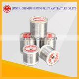 Electrical resistance heating thermocouple wire