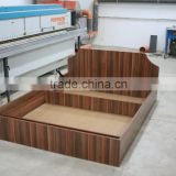 Double size lift up storage bed