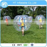 Hot Sale Amazing PVC or TPU Inflatable Human Bubble Soccer For Sale,Body Zorb,Inflatable Bubble Ball,Bubble Soccer
