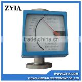 china manufacturer dn25 SS alarm limit switch high temperature gas flow meter