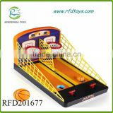 Funny game educational toys kids double basketball shooting toys