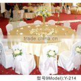 wedding chair covers banquet chair cover wedding decoration home party decoration(MWT-004)