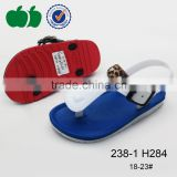 Summer latest good quality comfortable design boys fashion eva sandal