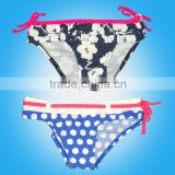 baby swim trunks, baby beachwear, print flower Summer beach