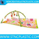 High Quality Activity Gym Infant Activity Gym Play Toy Plush baby play mat