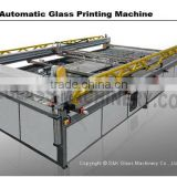 Automatic Silk Screen Printer Glass Printing Machine Factory