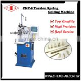 Brass tension spring Coiling Machine for Kitchen Appliance