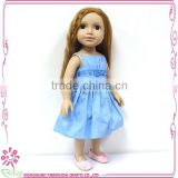 Customed baby doll wigs, fashion doll accessories