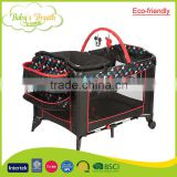 BP-04A eco-friendly material softtextile playpen baby playard, luxury baby playpen                                                                         Quality Choice