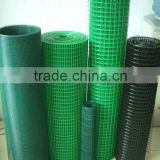 Anping mild steel(ms) galvanized welded wire mesh/low carbon steel galvanized welded wire mesh(factory)