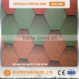 roof glazing asphalt shingle sheets natural stone chip coated metal roof tiles                                                                         Quality Choice