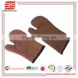 Heat Resistant Silicone BBQ Grill gloves,cooking oven mitts for Outdoor Bebecue accessories and Kitchen