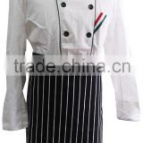 New Half Waist Cooking Bib Apron Waiter Butcher Chefs Cafe Kitchen