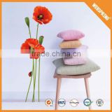 2015 Popular innocuous coloful flower 3d sticker fabric sticker