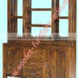 kitchen cabinet,home furniture,cupboard,dining room furniture,display,modern furniture,indian wooden furniture,sheesham wood