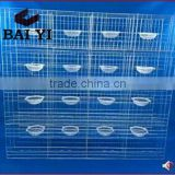 Hot Sale PVC Coated Pigeon Cage For Breeding And Pigeon Cage Trap