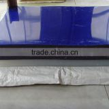 China factory wholesale 3mm transparent and clear cast acrylic sheet