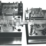 Shanghai Nianlai high-quality Over 10 Years' Experience plastic injection mould for auto part mold/molding