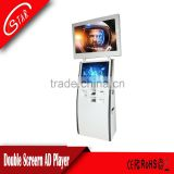 2016 in stock 55 inch Floor standing monitor usb media player for advertising
