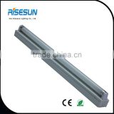 T8 steel integrative fluorescent linear bracket lamp light fixture fitting fluorescent bracket light