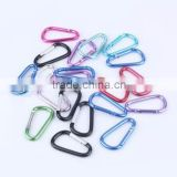 Wholesale new style aluminum carabiner for dog leash