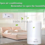 Mini Ultrasonic aroma steam spa capsule humidifier from Trade Assurance supplier