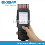 Win CE PDA High Performance GSM Frequency Scanner with Touch Screen WIFI Bluetooth RFID 1D 2D