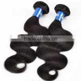 10-30 inches deep wave hair weft made of 100% pure indian human hair