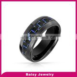 Latest Fashion China Supply Fashion Jewellery tungsten carbide rings