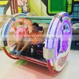 Family happy kids electric coin operated game machine /happy leswing cars for sale with high quality