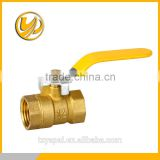 brass ball valve with female union with high quality