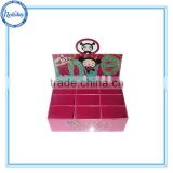 High Quality Shelf Ready Packaging Tear Away Box,Paper Food Display Case                                                                         Quality Choice