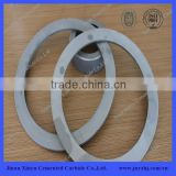 Factory good quality tungsten carbide air compressor seal rings/cemented carbide seal rings