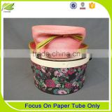custom printed cardboard hat box for flowers