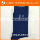 Custom cotton knitted casual mens dress business socks/bulk wholesale crew socks for men socks