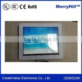Commercial POS System 10 inch 15 inch 17 inch Touch Screen Android Tablet With Thermal Printer