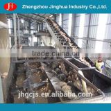 Inquiry about China cassava flour processing plant equipment