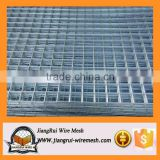 Stainless steel welded wire mesh / Galvanized welded wire mesh for garden fence or dog fence
