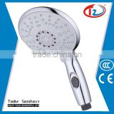 hand held shower head,abs faucet shower