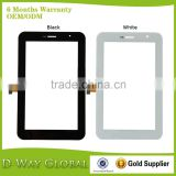 Fast Shipping touch screen for samsung Galaxy Tab 7.0 Plus P6200 Touch Screen Digitizer