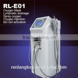 Professional Oxygen Jet Peel Peeling Machine For Face Oxigen Infusion Facial Machine Oxygen Machine For Skin Care