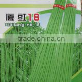 Light Green Chinese Long Bean Seeds Cowpea Seeds Asparagus Bean Seeds For Cultivation