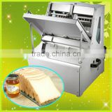 2013 Newest High Quality Low Price High Efficiency bread slicer machine Stainless Steel Automatic Bread Slicer