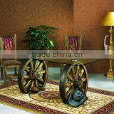 Hot Sale Resin Antique Home & Garden Furniture